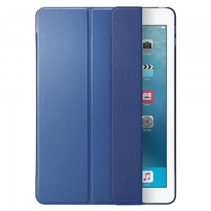 Spigen Smart Fold [Blue], Futerał dla iPad 9.7 2017/2018