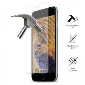 "PURO Tempered Glass, Szkło hartowane na iPhone 6/7/8 Plus (5.5"")"