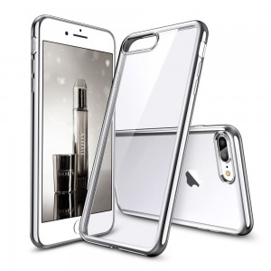 ESR Essential [Silver], Etui do iPhone 7+/8 PLUS