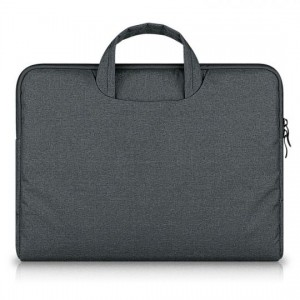 Tech-Protect Briefcase [Dark Grey], Pokrowiec dla Macbook Pro 15.6""