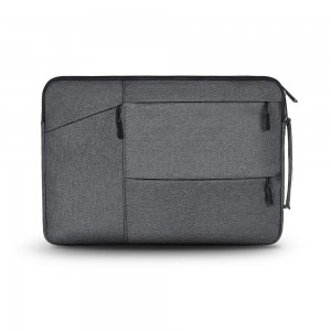 SmartCASE Pocket [Dark Grey], Pokrowiec na laptop 14""