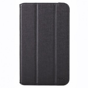 ROCK Flexible [Black],  Etui dla Galaxy Tab3 7.0""