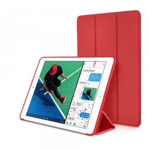 Tech-Protect SmartCase [Red], Etui & stojaczek dla iPad 9.7 2017