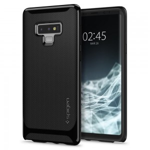 Spigen Neo Hybrid [Midnight Black], Etui dla Galaxy Note 9