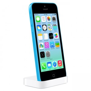Apple iPhone 5C Dock [White], Stacja dokująca dla iPhone 5C