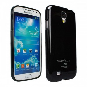 Mercury/Goospery Jelly Case [Black], Pokrowiec dla GALAXY S4mini