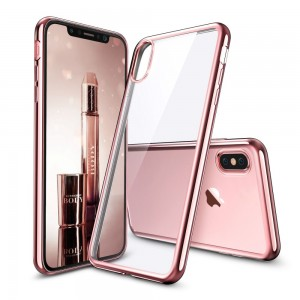 ESR Essential [Rose Gold], Etui do iPhone X/XS