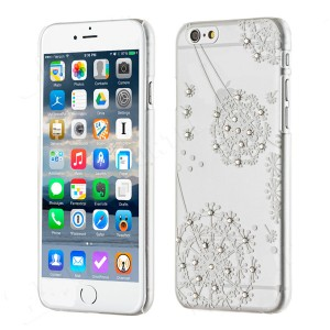 Wozinsky Diamond Case [Dandelion], Etui z diamencikami do iPhone 6/6s