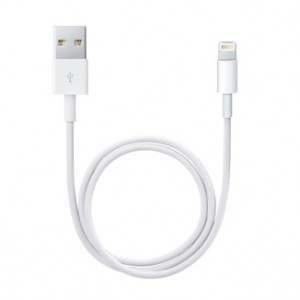 Apple Lightning to USB Cable [0,5m], Przewód ( Lightning - USB) iPhone 5/6