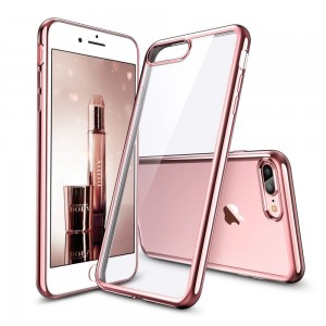 ESR Essential [Rose Gold], Etui do iPhone 7+/8 Plus