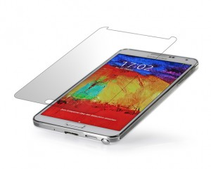 "STILGUT Tempered Glass, Szkło ochronne ""Panzerglas"" do Samsung Galaxy Note 3"