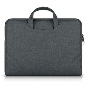 Tech-Protect Briefcase [Grey], Pokrowiec/torba dla Macbook Air/Pro 13""