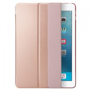 Spigen Smart Fold [Rose Gold], Futerał dla iPad 9.7 2017/2018