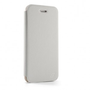 Element Case Soft-Tec [White/Gold], Etui z klapką do iPhone 6/6s