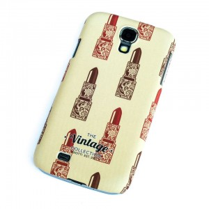 QIOTTI Q.Curves Vintage [Sticks], Etui dla Galaxy S4
