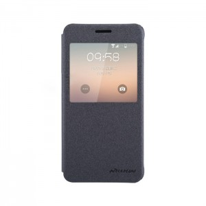 Nillkin S-View Fresh Case [Black], Etui z klapką dla GALAXY Alpha