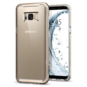Spigen SGP Neo Hybrid Crystal [Gold Maple], Etui dla Galaxy S8 Plus