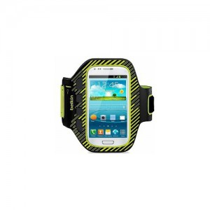 Belkin Ease-Fit Plus Armband, Sportowa Opaska na ramię dla Galaxy S3 MINI