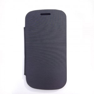 NewWay Flip Cover [Black], Etui dla Samsung Galaxy S3 MINI